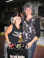 Chaque mois une tombola pour gagner plein de cadeaux de bieres, aux 2 chopes en Provence à Sorgues-Avignon, aux 2 chopes en Languedoc-Roussillon à Nimes